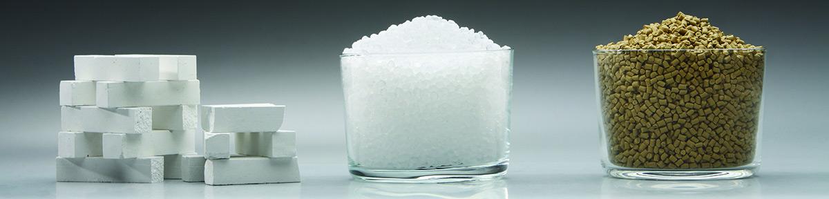 ABN compuestos termoplásticos